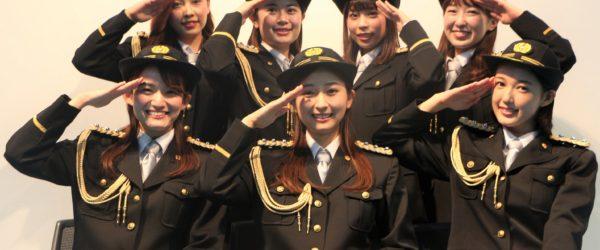 女子大生ユニット・キャンパスクイーン「交通安全ソングでCDを出して全国を回りたい!」