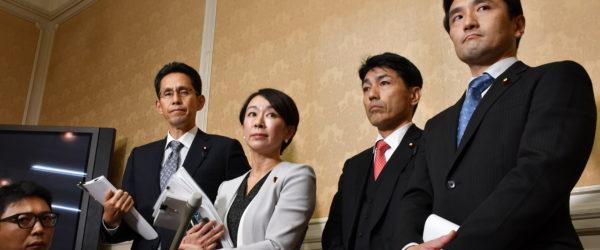委員長職権で入管法改正案が実質審議入りに「立法府は瀕死になった」と山尾志桜里・野党筆頭理事