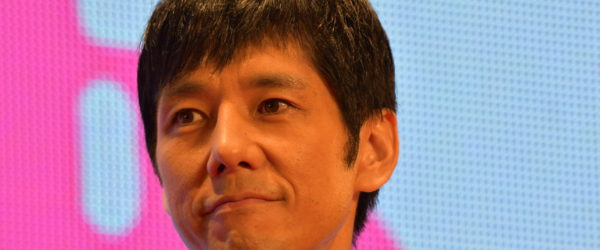 西島秀俊さんが東京国際映画祭にて映画『人魚の眠る家』で挨拶