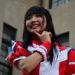 アイドルユニット『天晴れ!原宿』が早稲田祭でライヴ
