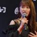川栄李奈さんが東京国際映画祭にて映画『人魚の眠る家』で挨拶